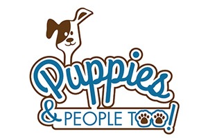 puppies & people logo